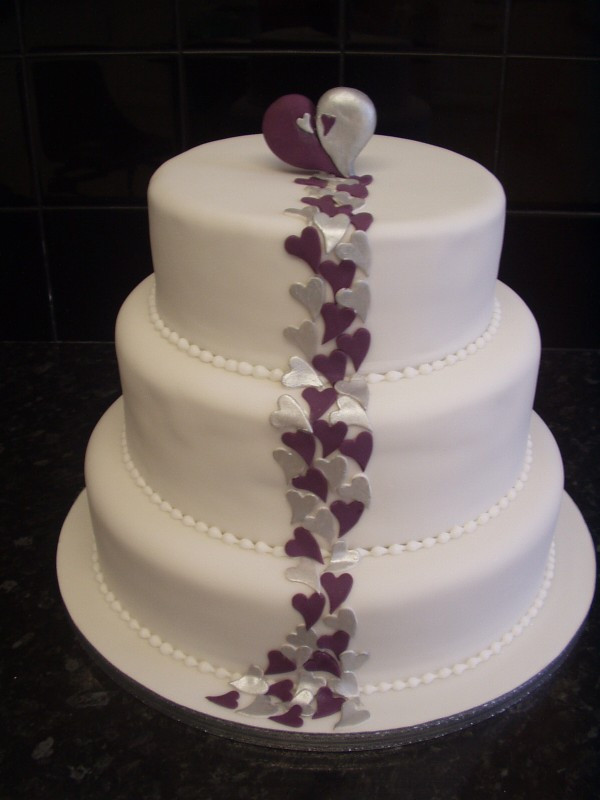 Wedding Cakes Newcastle Upon Tyne