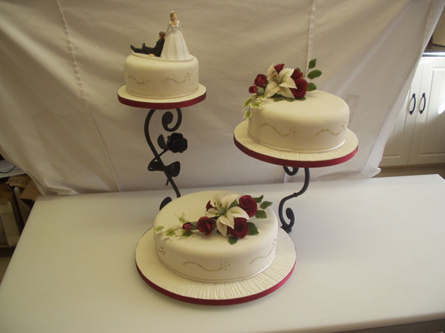 wedding cakes north east wedding cakes cakes amp cake decorating equipment 25113